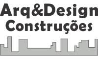 Logo de Arq&Design em Colônia Terra Nova