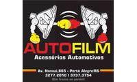 Logo de Autofilm em Nonoai