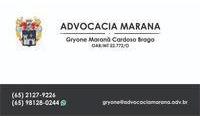 Logo de Advocacia Marana em Morada da Serra