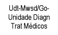 Logo de Udt-Mwsd/Go-Unidade Diagn Trat Médicos em Jardim Renascença
