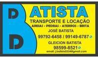 Logo de Batista Instalações Elétricas em Conjunto Palmeiras