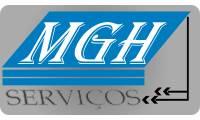 Logo de MGH Serviços - Persianas e Acessórios