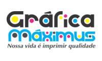 Logo de Gráfica Máximus em Bom Futuro