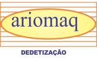 Logo de Ariomaq Dedetização E Desratização
