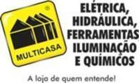 Logo Multicasa - Loja de Material de Construção em Amambaí