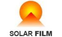 Logo de Solar Film em Rebouças