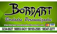 Logo de Bordart Bordados Personalizados