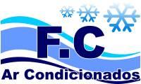 Logo de F R Ar Condicionado em Torre