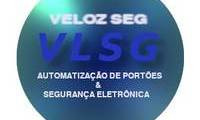 Logo de Veloz Seg Portôes Automáticos E Segurança Eletrônica