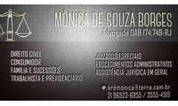 Logo de Advogada - Mônica de Souza Borges