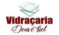 Logo de Vidraçaria Deus é Fiél em Cidade Nova