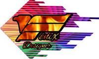 Logo de Fênix Designer Decor- Cortinas e Decorações em Capim Macio