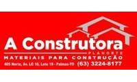 Logo de A Construtora Planorte Materiais P/ Construção em Plano Diretor Norte