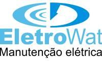 Logo de Eletrowat em Andorinhas