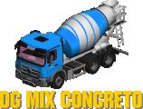 Dg Mix Concreto Rj, em Campo Grande