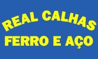 Logo de Real Calhas, Ferro E Aço