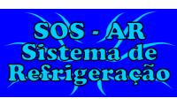 Logo de SOS Ar - Sistema de Refrigeração em Joaquim Távora