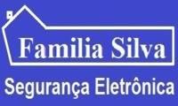 Logo de Família Silva Segurança Eletrônica em Pilares