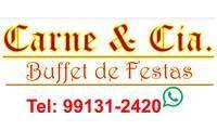 Logo de Carne & Cia Buffet de Festas em Bangu