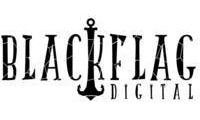 Logo de Black Flag Digital em Tijuca