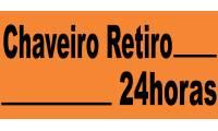 Logo de Chaveiro Retiro 24 Horas em Retiro
