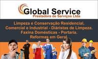 Logo de Global Service Prestadora de Serviços Ltda em Partenon