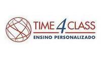Logo de Time 4 Class Ensino Personalizado em Liberdade