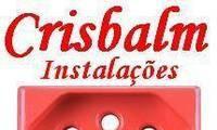 Logo de Crisbalm Instalações em Santa Tereza