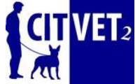 Logo de Citvet 2 em Brotas