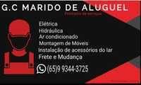 Logo G.C Marido De Aluguel em Residencial Coxipó