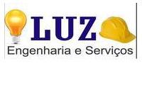 Logo de luz engenharia e serviços eletricos e hidraulicos em Comércio