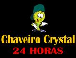 Chaveiro Cristal 24h
