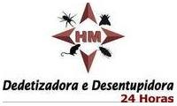 Logo de HM Dedetizadora em Jardim Camburi
