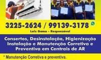 Logo de Multirefrigeração - Serviços em Centrais de Ar em Pacoval