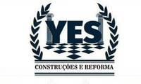 Logo de YES - Engenharia, Construção e Reforma