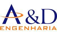 Logo A & D Engenharia Ltda em Tirirical
