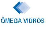 Logo de Ômega Vidros
