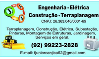 J L J Engenharia Eletrica construçao terraplanagem