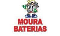 Logo de Moura Baterias em Itatiaia