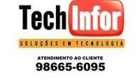 Logo de Tech Infor Informática em Ibura
