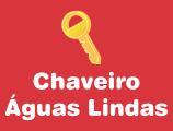 Chaveiro Águas Lindas