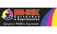 Logo de Re-Ink Cartuchos E Suprimentos em Centro
