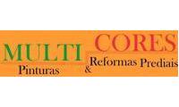 Logo de Multicores - Pinturas E Reformas Prediais em Comércio