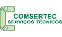 Logo de Comsertec Serviços Técnicos - Instalação e Projetos de Ar Condicionado