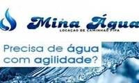Mina Água -Transp. De Água Potável em Caminhão Pipa 24h