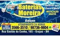 Logo baterias moreira em Grajaú