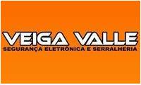 Logo de Veiga Valle Segurança Eletrônica