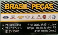 Logo de Brasil Peças em Campo Grande