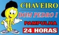 Chaveiro Dom Pedro I - 24 Horas