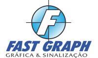 logo da empresa Fast Graph - Gráfica e Comunicação Visual
